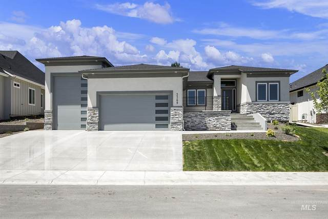 3369 S Grenze Way, Meridian, ID 83642 (MLS #98806792) :: Team One Group Real Estate