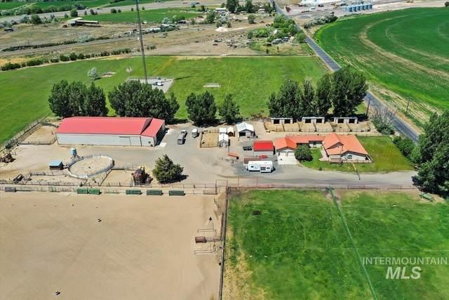 1289 E 2350 S, Bliss, ID 83214 (MLS #98808170) :: Bafundi Real Estate