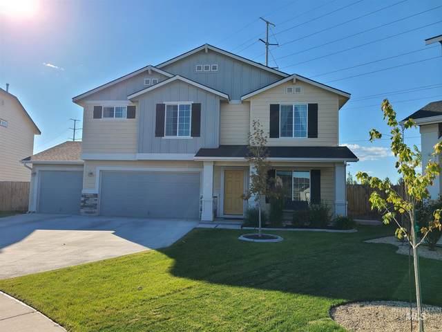 376 W Havasu Falls St, Meridian, ID 83646 (MLS #98808660) :: Michael Ryan Real Estate