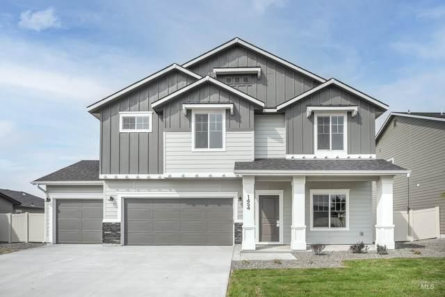 1454 W Pendulum Cove Dr, Kuna, ID 83634 (MLS #98809429) :: Idaho Life Real Estate