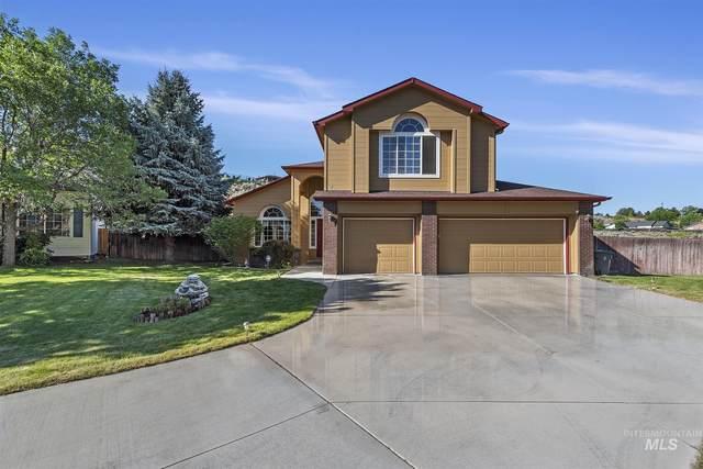 6475 S Hornbeam Pl, Boise, ID 83716 (MLS #98809501) :: Silvercreek Realty Group
