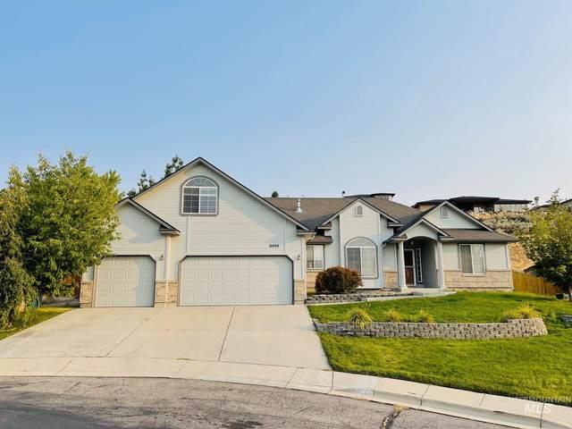 6499 S Liveoak Pl, Boise, ID 83716 (MLS #98809557) :: Scott Swan Real Estate Group