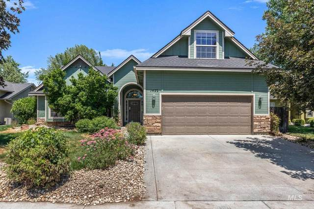 1422 W White Sands Dr, Meridian, ID 83646 (MLS #98809994) :: The Bean Team