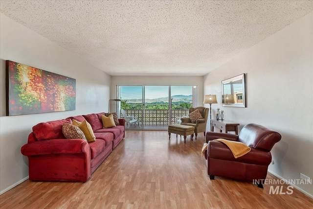 3701 W. Crescent Rim #408, Boise, ID 83706 (MLS #98810313) :: Silvercreek Realty Group