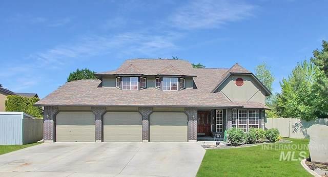 9812 W Caraway Ct, Boise, ID 83704 (MLS #98810374) :: Michael Ryan Real Estate