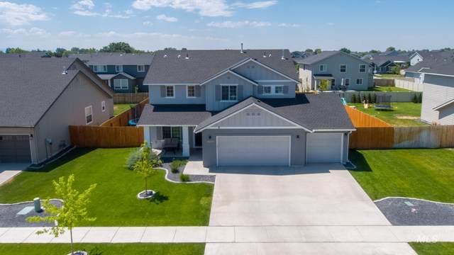16849 N Brookings Way, Nampa, ID 83687 (MLS #98810672) :: Haith Real Estate Team