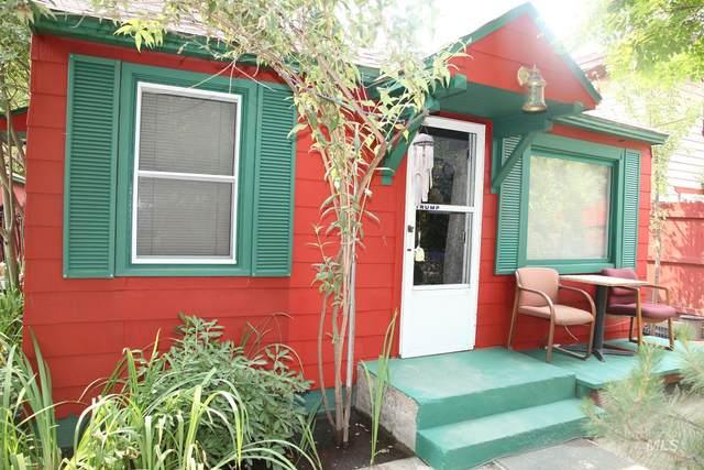 1067 N Clithero, Boise, ID 83703 (MLS #98810743) :: Build Idaho