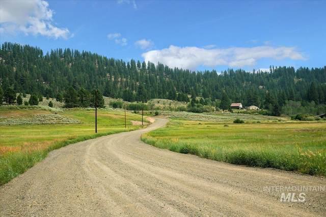 77 Alpha View Place, Cascade, ID 83611 (MLS #98810778) :: Idaho Real Estate Advisors