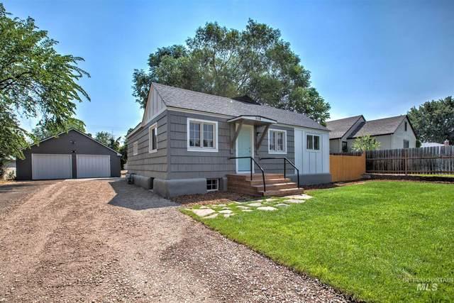 114 Polk St, Twin Falls, ID 83301 (MLS #98810817) :: Silvercreek Realty Group