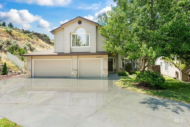 6485 S Mangrove Pl, Boise, ID 83716 (MLS #98811000) :: Silvercreek Realty Group