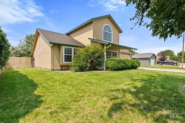 2333 N Maxie Way, Meridian, ID 83646 (MLS #98811186) :: Haith Real Estate Team