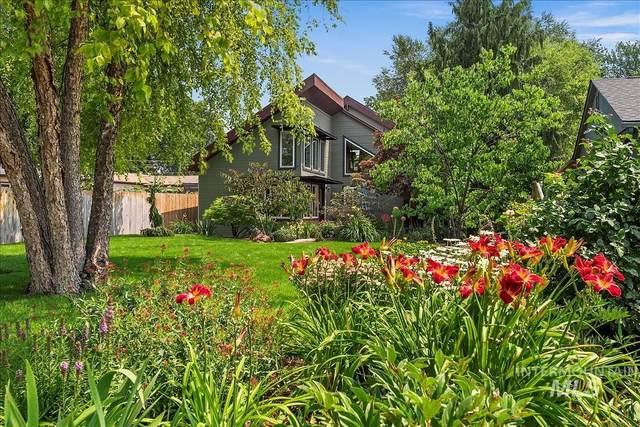 1714 N 31st Street, Boise, ID 83703 (MLS #98811448) :: Minegar Gamble Premier Real Estate Services