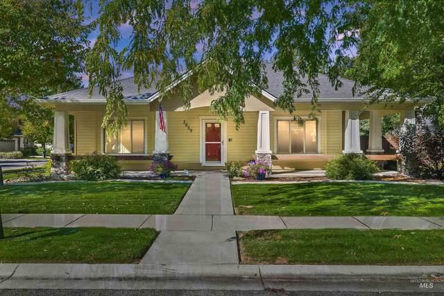 3659 N Legacy Common Ave, Meridian, ID 83646 (MLS #98812006) :: Full Sail Real Estate