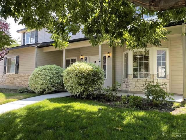 2199 W Lowry St, Meridian, ID 83646 (MLS #98812441) :: Idaho Real Estate Advisors