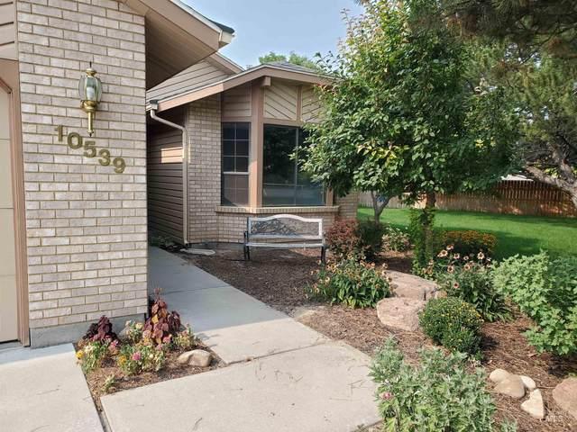 10539 W Ripley Ct, Boise, ID 83704 (MLS #98812584) :: The Bean Team