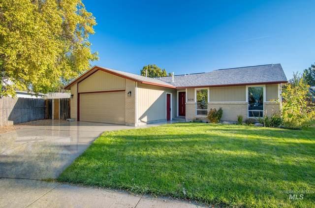 638 W Hanover Ct, Meridian, ID 83642 (MLS #98813059) :: Idaho Life Real Estate