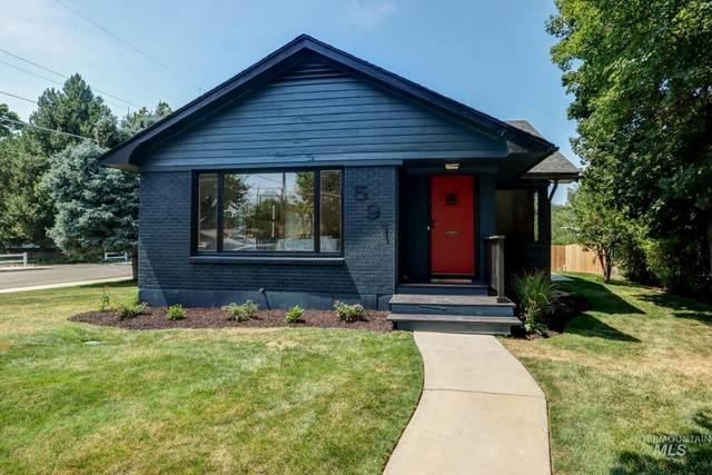 591 S Garden Street, Boise, ID 83705 (MLS #98813327) :: Juniper Realty Group