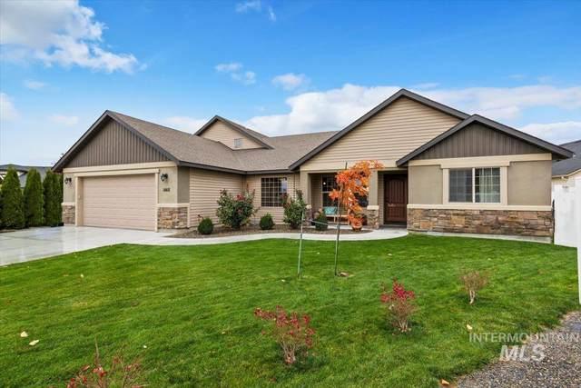 1448 Riverridge Street, Twin Falls, ID 83301 (MLS #98813826) :: Boise River Realty
