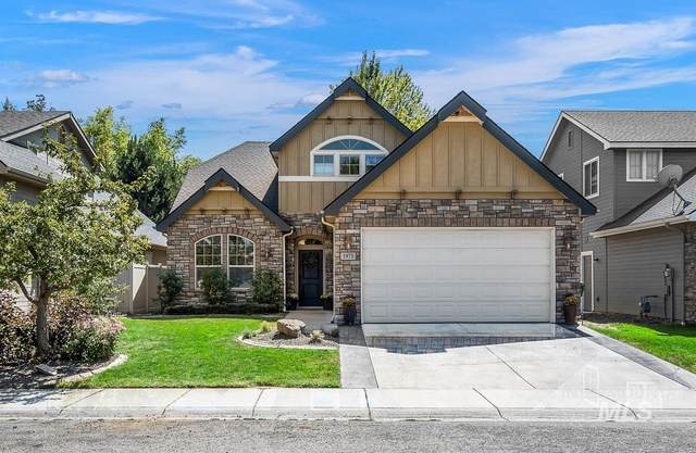 1973 E Mountain Man Drive, Meridian, ID 83646 (MLS #98814282) :: Build Idaho