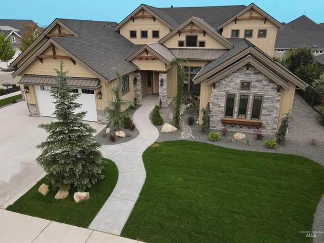 6158 W Biathlon Ct., Eagle, ID 83616 (MLS #98814312) :: Boise Home Pros