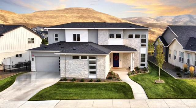5946 E Barber Drive, Boise, ID 83716 (MLS #98816413) :: New View Team