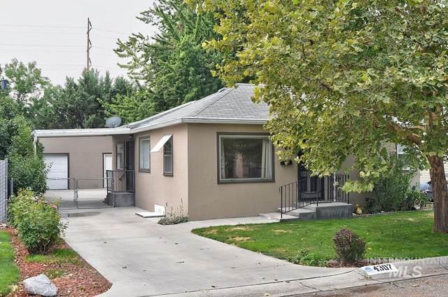 4307 W Marvin Street, Boise, ID 83705 (MLS #98816503) :: The Bean Team