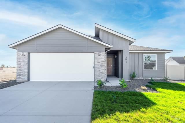 2613 E Buckaroo Dr, Kuna, ID 83634 (MLS #98816903) :: Idaho Life Real Estate