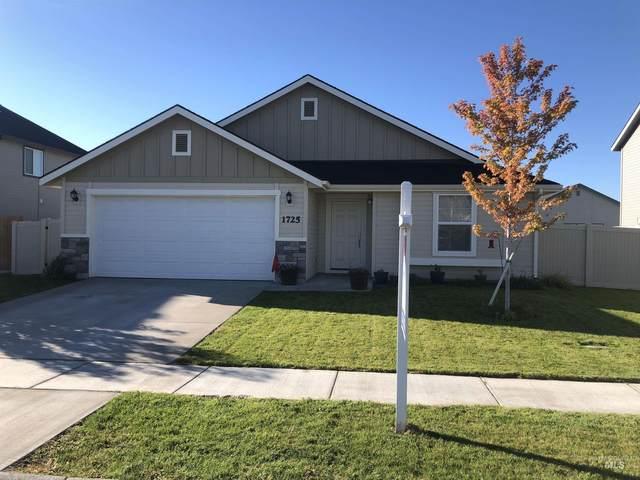 1725 W Crystal Falls Ave., Nampa, ID 83651 (MLS #98816974) :: Idaho Life Real Estate