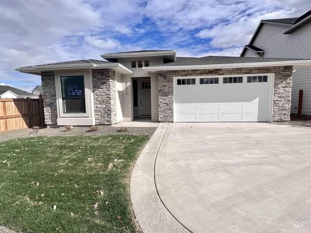 6572 N Oakstone Ave, Meridian, ID 83646 (MLS #98817243) :: Team One Group Real Estate