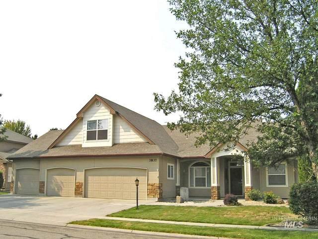 3837 S Arno Ave, Meridian, ID 83642 (MLS #98817294) :: Scott Swan Real Estate Group