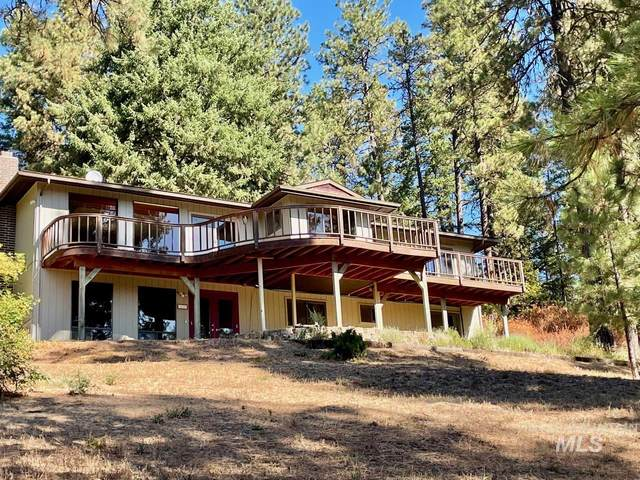 1148 Nearing, Moscow, ID 83843 (MLS #98817437) :: The Bean Team