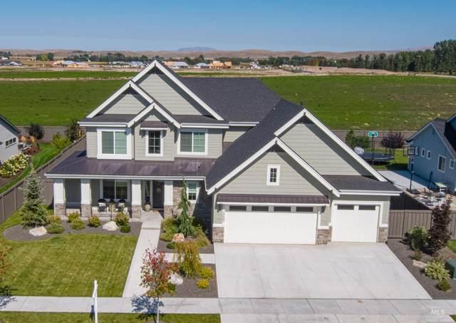 5000 W Frenchglen Drive, Eagle, ID 83616 (MLS #98817477) :: Scott Swan Real Estate Group