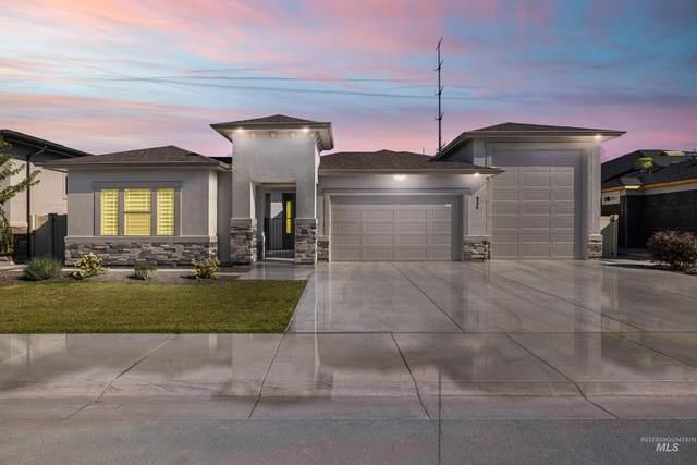 934 W Tida, Meridian, ID 83646 (MLS #98817878) :: City of Trees Real Estate