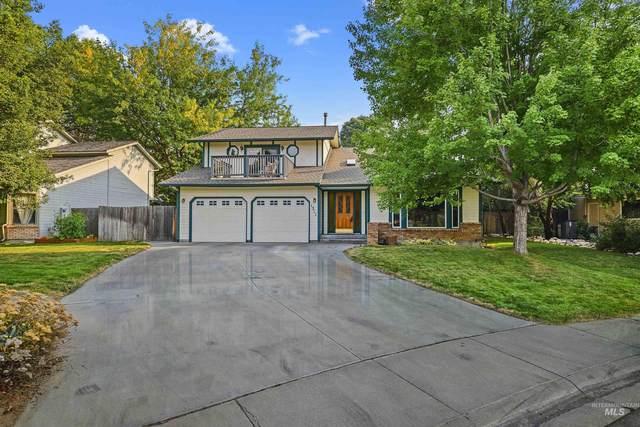 1311 E Lexington Ct, Boise, ID 83706 (MLS #98817914) :: Navigate Real Estate