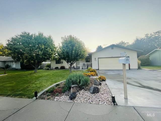 772 Apache Way, Twin Falls, ID 83301 (MLS #98818072) :: New View Team