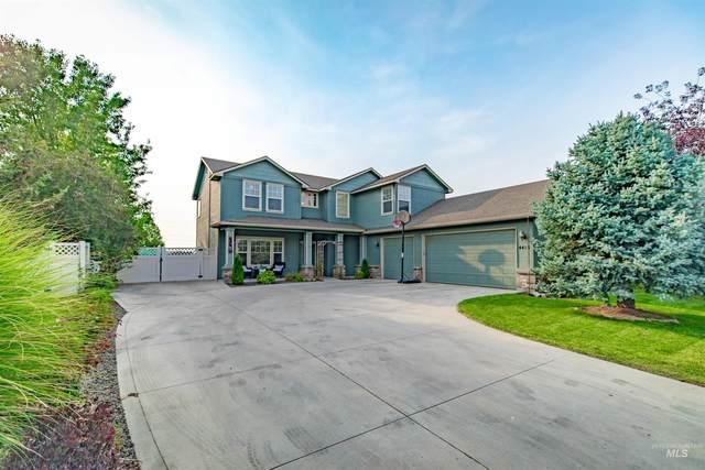 4415 N Montelino Ave, Meridian, ID 83646 (MLS #98818478) :: Idaho Real Estate Advisors