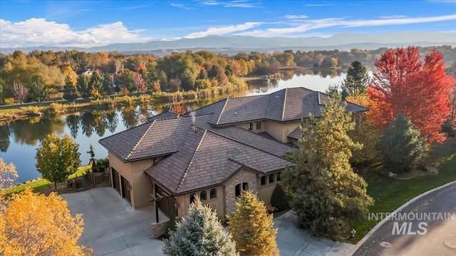 512 E Laguna Shore Ln., Eagle, ID 83616 (MLS #98818529) :: Boise Home Pros