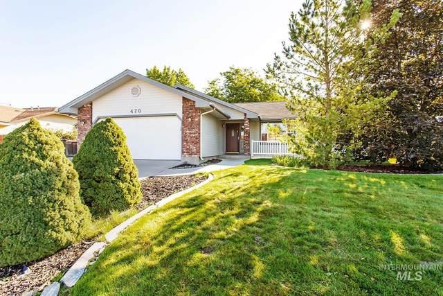470 Aspenwood Dr, Twin Falls, ID 83301 (MLS #98818886) :: City of Trees Real Estate