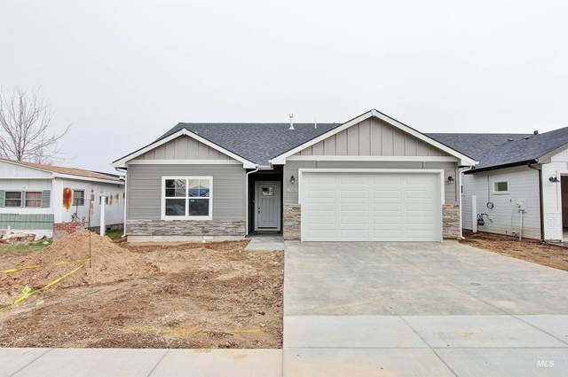 311 N Kimball Ave, Caldwell, ID 83605 (MLS #98818911) :: First Service Group