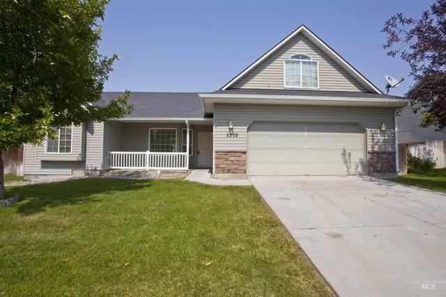 2202 W Mountain Pointe Ct, Nampa, ID 83651 (MLS #98818953) :: Scott Swan Real Estate Group