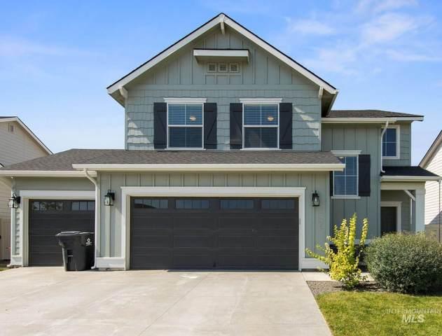 1306 Fawnsgrove Way, Caldwell, ID 83605 (MLS #98818983) :: Idaho Life Real Estate