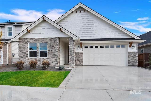 6548 N Oakstone Ave, Meridian, ID 83646 (MLS #98819785) :: Team One Group Real Estate