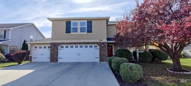 1655 E Fireside Ct, Meridian, ID 83642 (MLS #98820059) :: Idaho Life Real Estate