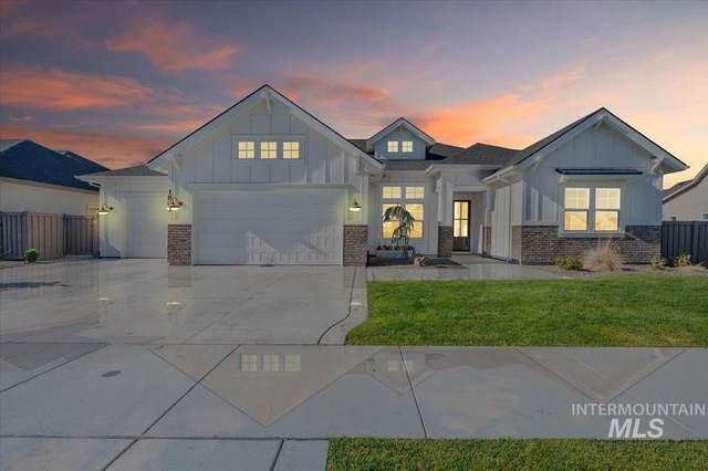 1803 N Rivington Way, Eagle, ID 83616 (MLS #98820585) :: Idaho Life Real Estate