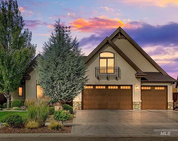 3831 S Bard Ave, Boise, ID 83716 (MLS #98821755) :: Juniper Realty Group