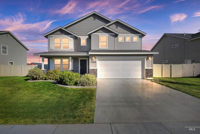 3482 S Cape Coral, Nampa, ID 83686 (MLS #98821969) :: Beasley Realty