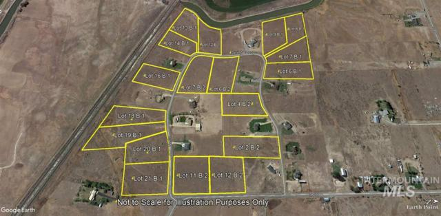 LOT 13 Block 1, Shoshone, ID 83352 (MLS #98662468) :: Legacy Real Estate Co.