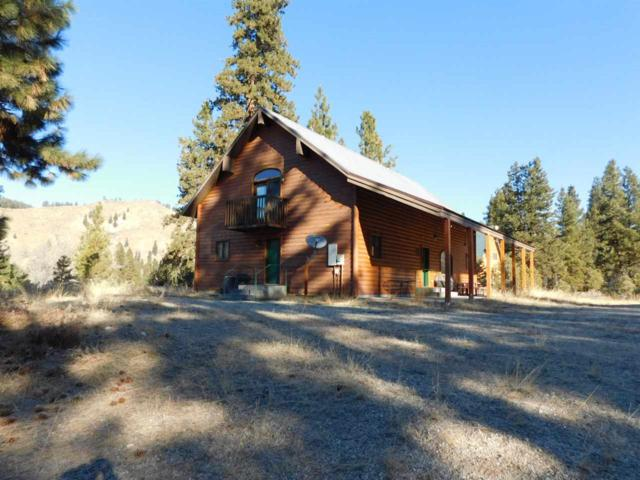 4129 N Evergreen Bluffs Place, Featherville, ID 83647 (MLS #98692067) :: Jon Gosche Real Estate, LLC