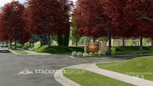 Lot 4 Block 2 Hazen Way, Eagle, ID 83616 (MLS #98697385) :: Jon Gosche Real Estate, LLC