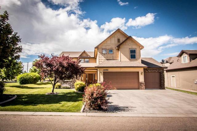 12496 S Abbot Downing Way, Nampa, ID 83686 (MLS #98697411) :: Zuber Group